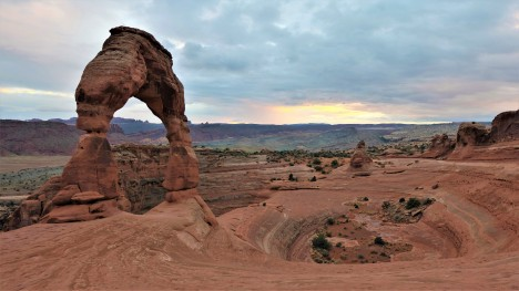 Arches National Park (UT, USA)